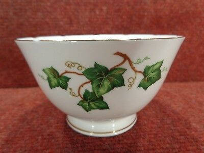 "Colclough "" Ivy Leaf""  Sugar Bowl"