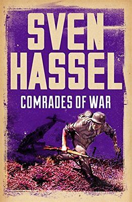 Sven Hassel _____ Comrades Of War ____ Brand New ___ Freepost Uk