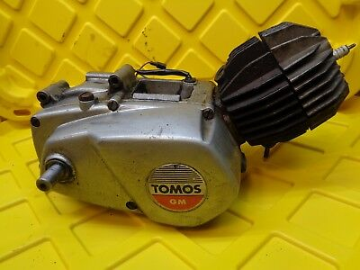 81 Tomos A3 Moped BULLET GM Engine