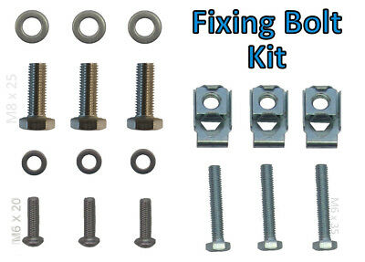Air suspension compressor fixing bolt kit for Land Rover Discovery 3 fitting nut