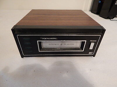 Realistic Model TR-169 8-Track Player Belt with Instructions