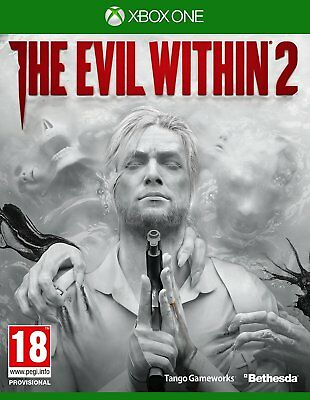 The Evil Within 2 (Xbox One)  BRAND NEW AND SEALED - IN STOCK - QUICK DISPATCH