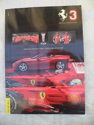 The Official Ferrari Magazine 03 Year 2008