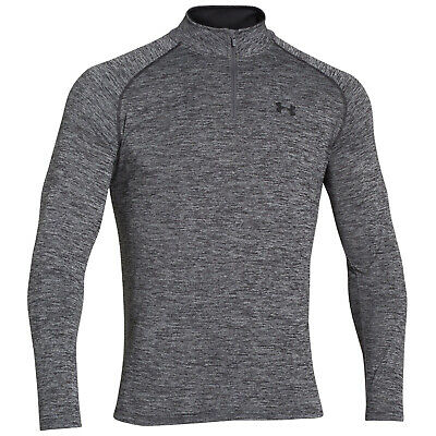 Under Armour Mens Tech Half Zip Top -New Training Gym Golf Pullover Sweater 2017
