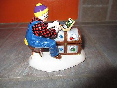 Dept 56 Snow Village REPLACEMENT Figurine from ANOTHER MAN'S TREASURES