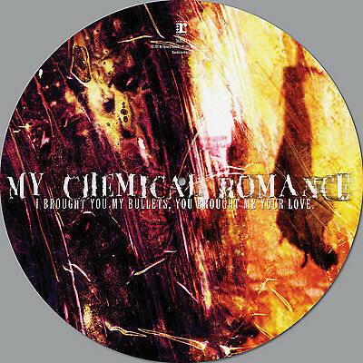 My Chemical Romance I Brought You My Bullets, You Brought Me Your Love Vinyl LP