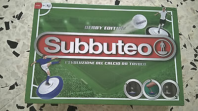 Subbuteo Club Edition 2 Squadre Derby Hasbro New