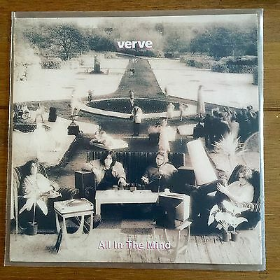 "The Verve - All In The Mind  7""  Vinyl"