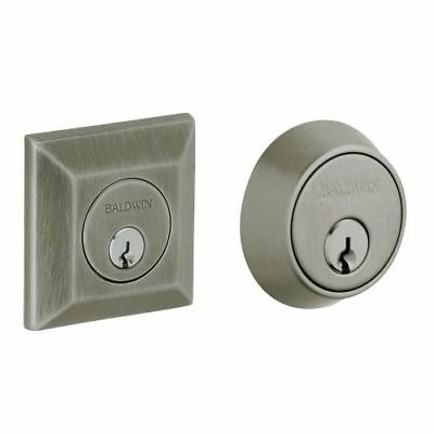 Baldwin 8255 Squared Double Cylinder Deadbolt