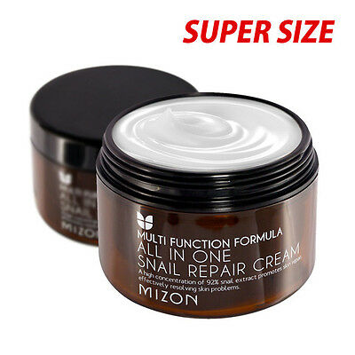 [MIZON] All In One Snail Repair Cream 120ml + or w/o choice from 7 others - BSET