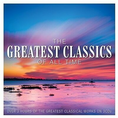 Various Artists - Greatest Classics Of All Time / Various [New CD] UK - Import