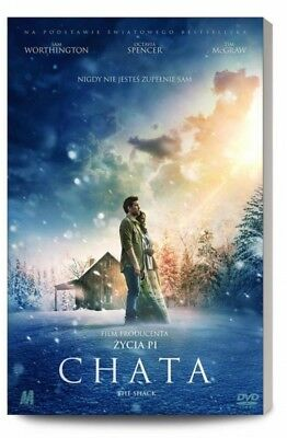 Chata - film DVD - Sam Worthington