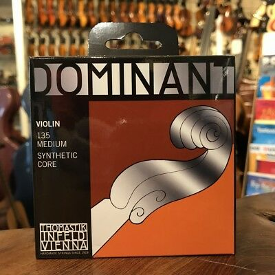 Thomastik Dominant 4/4 Violin Strings SET