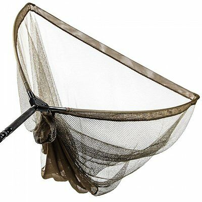 "NEW Sonik XTI3 42"" Fishing Landing Net with multi-piece handle 3',6',9' - XTI3"
