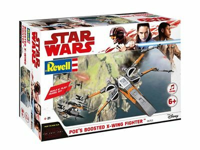 Revell 06763 - Star Wars - Build & Play - Poe´s Boosted X-Wing Fighter - Neu