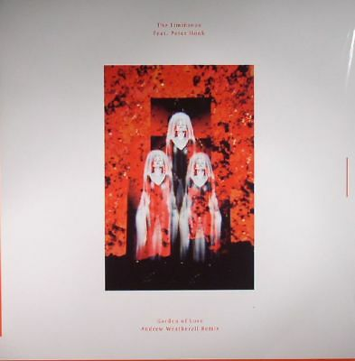 """LIMINANAS, The feat PETER HOOK - Garden Of Love: Andrew Weatherall Remix - 12"""""""