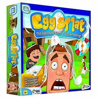 Childrens Kids Egg Splat Egged On Roulette Smashing Family Party Game R05-0307