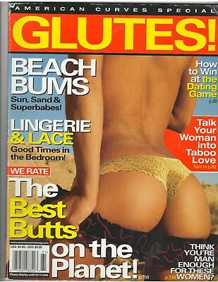 American Curves Glutes/Sexy Butts  Fall 2009 new sealed in bag