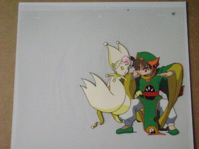 Cardcaptor Sakura Syaoran Li Anime Production Cel 3