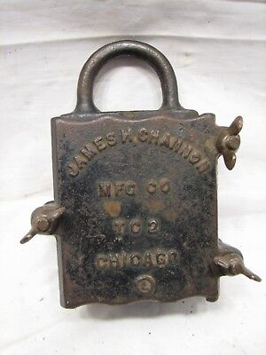 Early James Channon Mfg Co TC2 Triple Line Tackle Line Holder Stop Link Tool