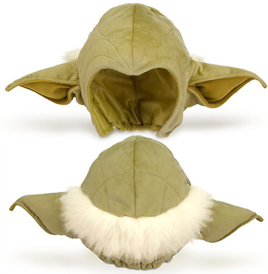 f7ae96f7b38e3 NEW YODA YOUTH Disney Kids Star Wars Ears Hat Cap -  23.95