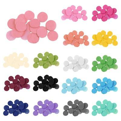 10g/bag Circle Paper Confetti Wedding Throwing Tabletop Confetti Party Décor