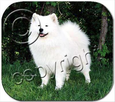 Samoyed Dog Computer MOUSE PAD Mousepad