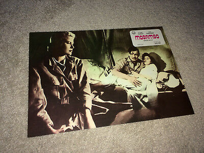 MOGAMBO Lobby Card Movie Poster 1953 Sexy Grace Kelly Clark Gable Jungle M4