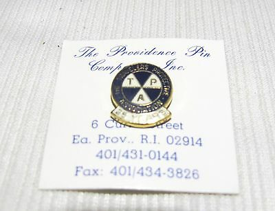 Travelers Protective Association--25 Year Service Pin--Travelers Insurance