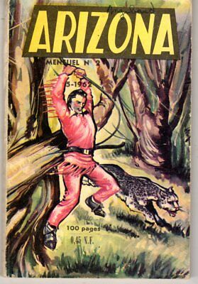 Arizona 2  Editions Des Remparts 1962