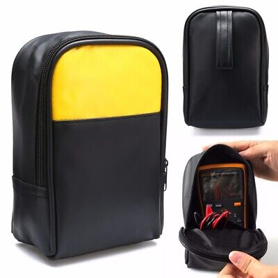 Soft Carrying Case Bag for Fluke Multimeter 101 106 107 15B 17B 18B 115C 179