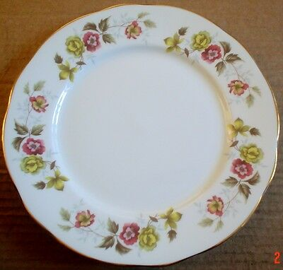Duchess China Side Plate ROMANCE