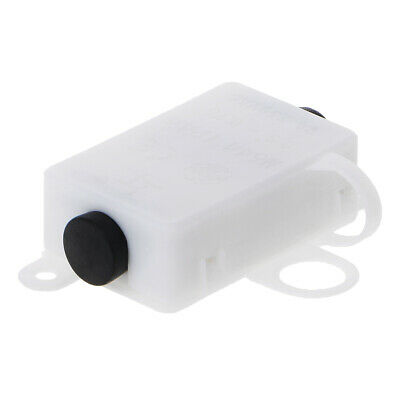 10A 3 Pin IP44 Waterproof Electrical Cable Wire Connector Junction Box 250V AC