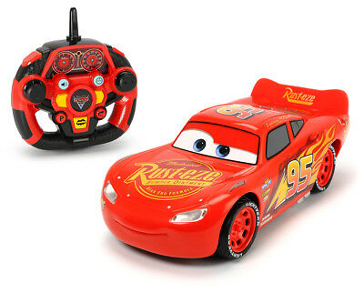 Dickie RC Cars 3 Feature Lightning McQueen # 203086005