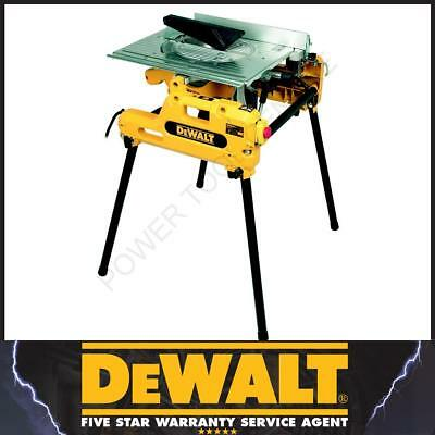 DeWalt Reconditioned DW743N 240v 250mm Combination Flip Over Table Mitre Saw