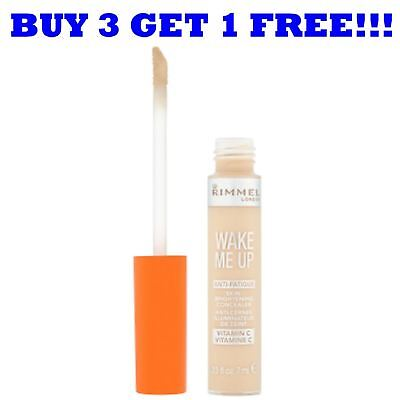 Rimmel Concealer Wake Me Up 7ml Ivory 010