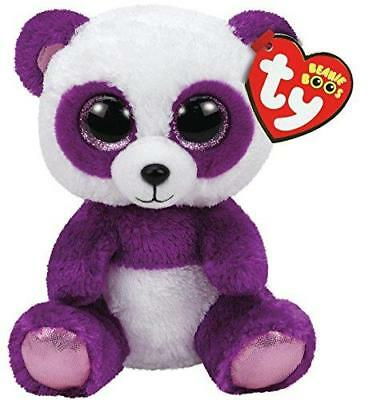 Ty Beanie Boo - Boom Boom the Panda Soft Plush Cuddly Collectible Toy Animal
