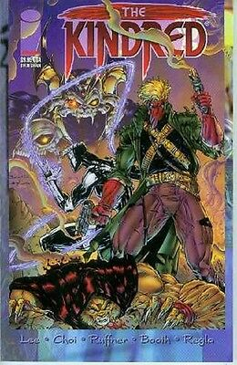 The Kindred Collected Edition (SC, USA, 1995)