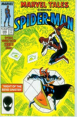Marvel Tales # 200 (reprints Amazing Spiderman Annual # 14, 52 pages) (USA,1987)