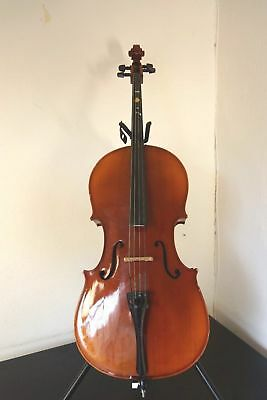 Intermusic 1/2 Size Cello Outfit - Ex Rental