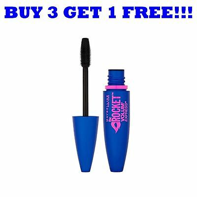 Maybelline Volume Express Mascara The Rocket Brown