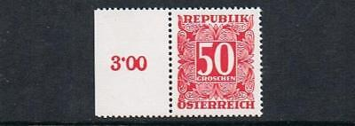 AUSTRIA  1949  STAMP DUTY STAMPS   50g  (MNH) A109