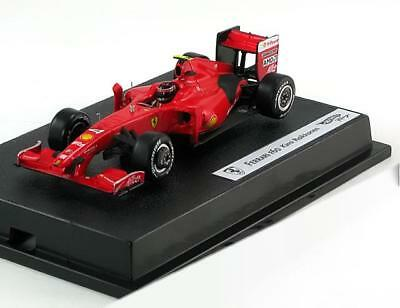 1:43 Hot Wheels Ferrari F60 Raikkonen 2009