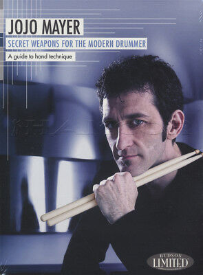 JoJo Mayer Secret Weapons for the Modern Drummer Tuition DVD Set Learn To Play