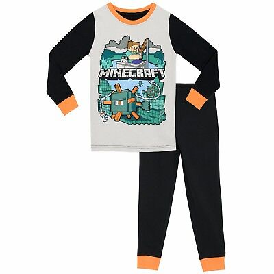 Minecraft Pyjamas | Boys Minecraft Pj set | Kids Minecraft pyjama set | NEW