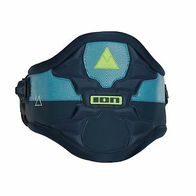 ION Trapez Surf Waist Harness Radius ink blue/bright blue 2018