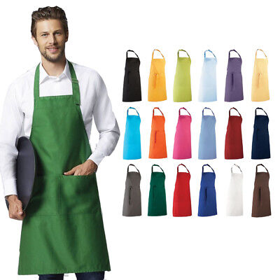 Bib Apron BBQ Apron Apron Apron with Neck Loop