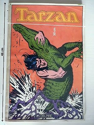TARZAN BD très grand format - RARE - collection ActiBom - 1968