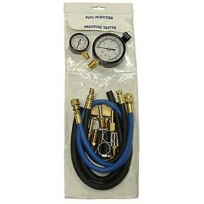 SG Tool Aid 33950 CARBURANT INJECTION pression TESTEUR AVEC 2 gages