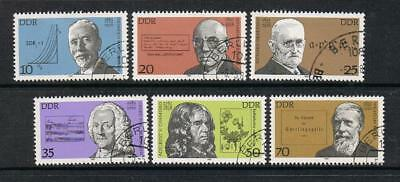 STAMPS  GERMANY - DDR 1981  SELLECTION     (FU - CTO)    lot A106